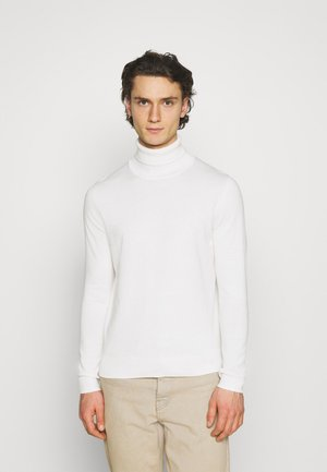 JPRFAST ROLL NECK  - Jumper - egret