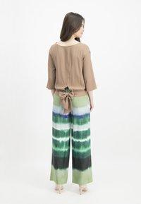 Nicowa - ANELLA - Trousers - green - 2