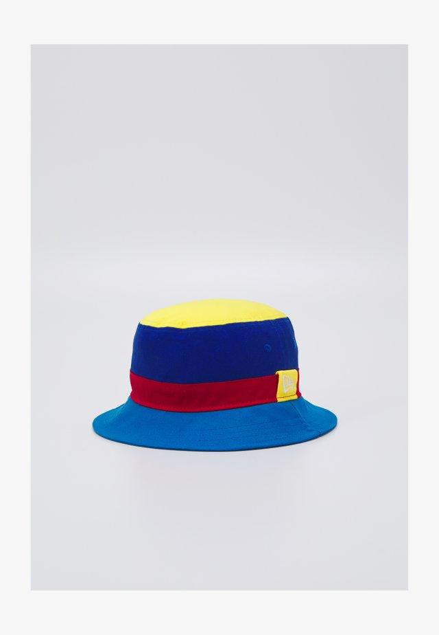 COLBLOCK BUCKET KIDS UNISEX - Cappello - bunt