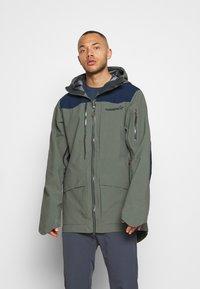 Norrøna - TAMOK GORE-TEX PRO JACKET - Hardshell jacket - grey - 0