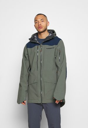 TAMOK GORE-TEX PRO JACKET - Hardshell jacket - grey