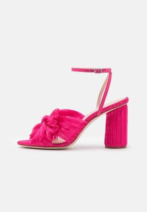 CAMELLIA - High Heel Sandalette - fuchsia