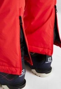 Bogner Fire + Ice - FELI - Spodnie narciarskie - orange - 6