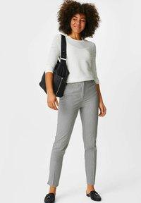 C&A Premium - Trousers - grey - 1