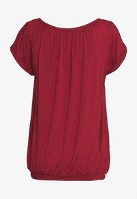 Soyaconcept - MARICA - Basic T-shirt - syrah - 1