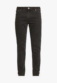 Weekday - SUNDAY - Straight leg jeans - tuned black - 4