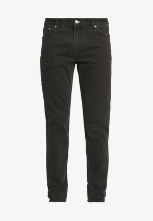 SUNDAY - Jeansy Straight Leg - tuned black