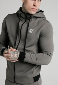 SIKSILK - Trainingsvest - smoked grey - 4