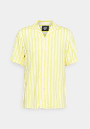 EL CUBA - Shirt - white/yellow