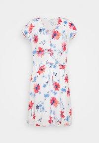 GAP - DRESS - Denim dress - white - 0