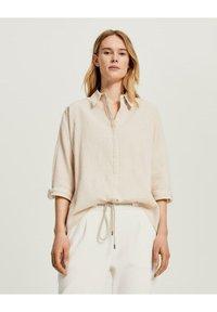 Opus - Button-down blouse - oak tree - 0