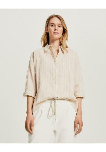 Button-down blouse - oak tree