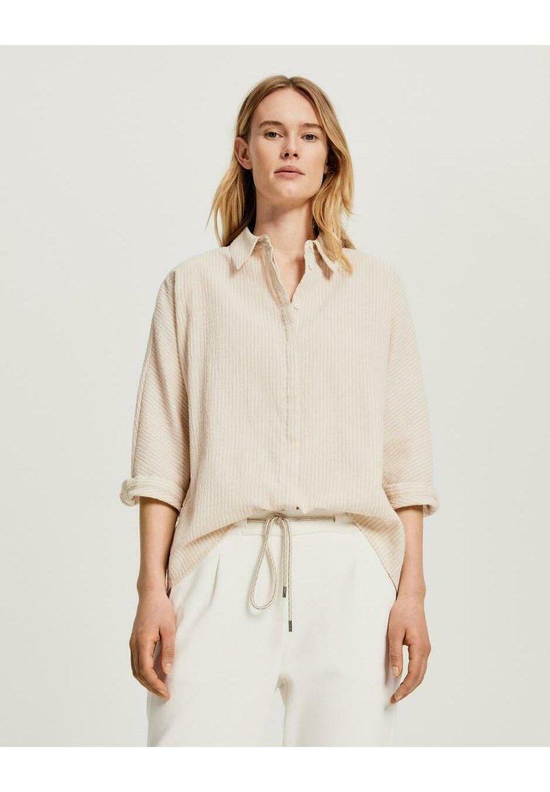 Opus - Button-down blouse - oak tree