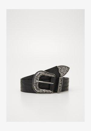 ZAGGY - Belt - schwarz