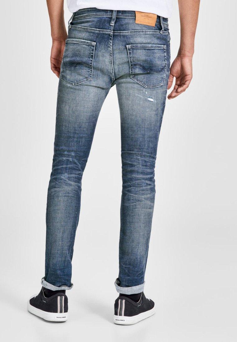 Jack & Jones TIM ORIGINAL - Jean slim - blue denim