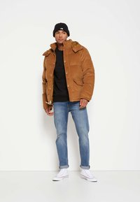 The North Face - SIERRA PARKA UTILIT - Down jacket - utility brown - 1