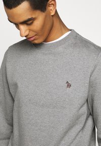 PS Paul Smith - MENS - Sweatshirt - mottled grey - 5