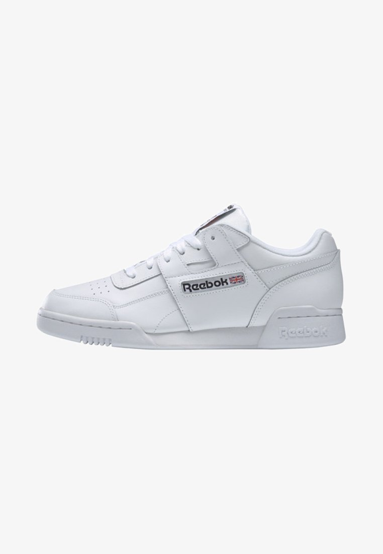 Reebok Classic - WORKOUT PLUS SHOES - Trainers - white