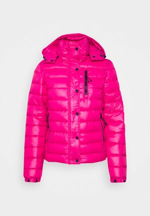 SHINE FUJI  - Winter jacket - hot pink
