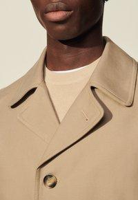 sandro - CAMDEN - Classic coat - beige - 4