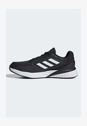 PRO BOOST GCA LIGHTSTRIKE - Obuwie do biegania treningowe - core black/ftwr white/grey six