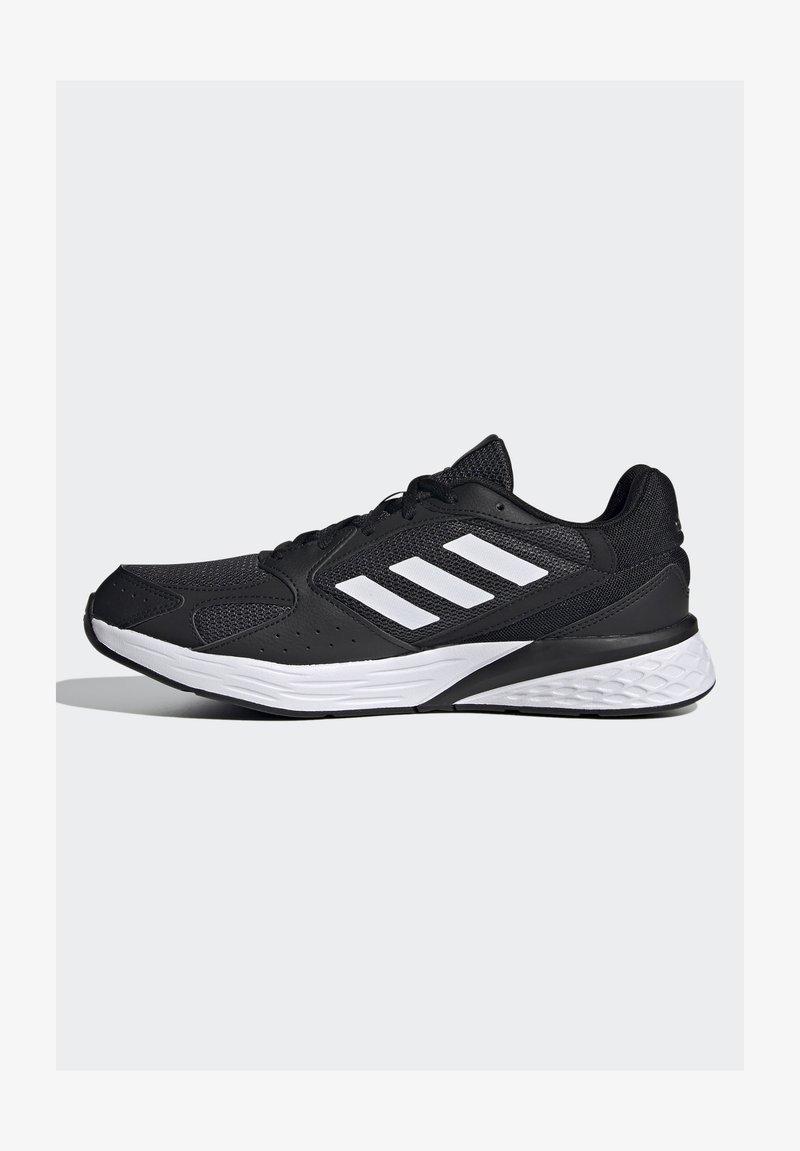 adidas Performance - RESPONSE RUN - Zapatillas de running neutras - core black/ftwr white/grey six