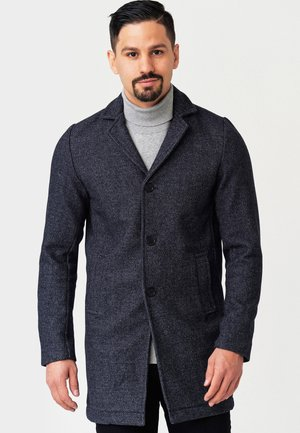 MANTEL BESTER - Short coat - navy mix