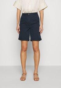 Marks & Spencer London - Shorts - dark blue - 1