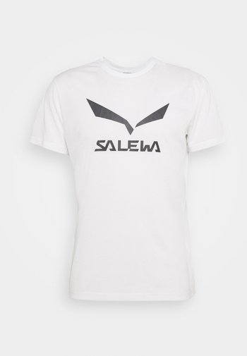 SOLID LOGO DRY TEE