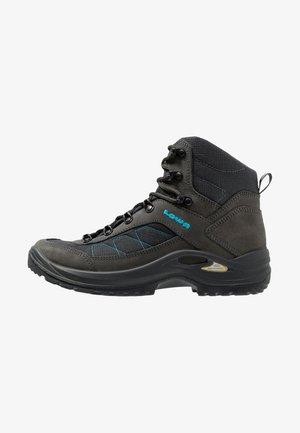TAURUS II GTX MID - Hiking shoes - anthrazit