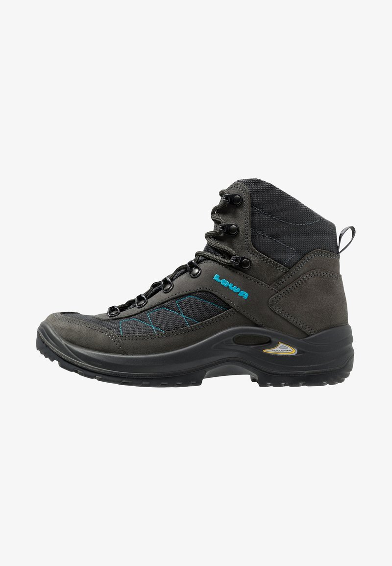 Lowa - TAURUS II GTX MID - Hiking shoes - anthrazit