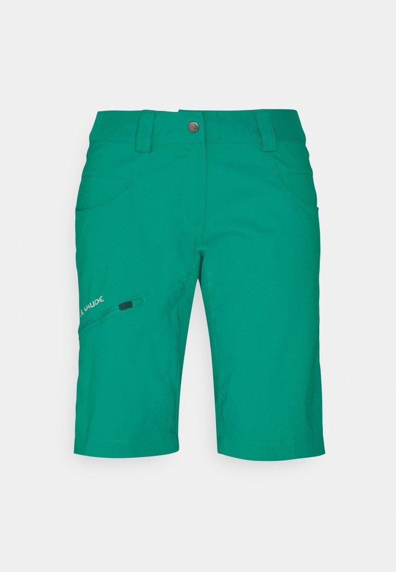 Vaude - WOMEN'S SKARVAN BERMUDA - Outdoor shorts - riviera