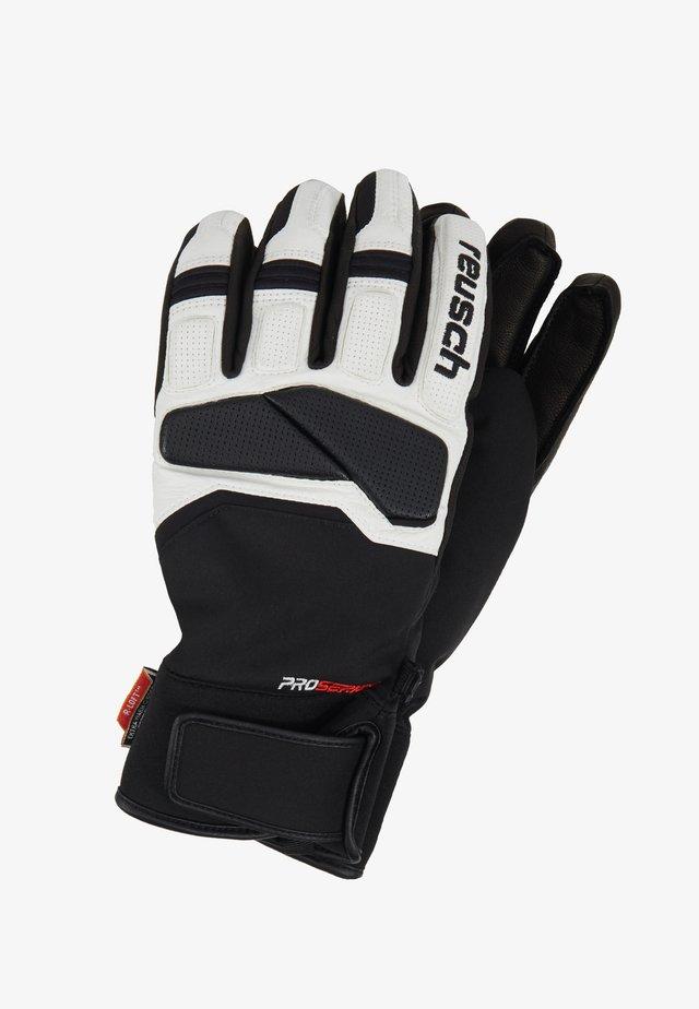 MASTERY - Gloves - black/white