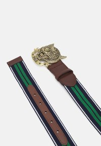 Polo Ralph Lauren - TIGER CASUAL - Riem - french navy/kelly green - 1