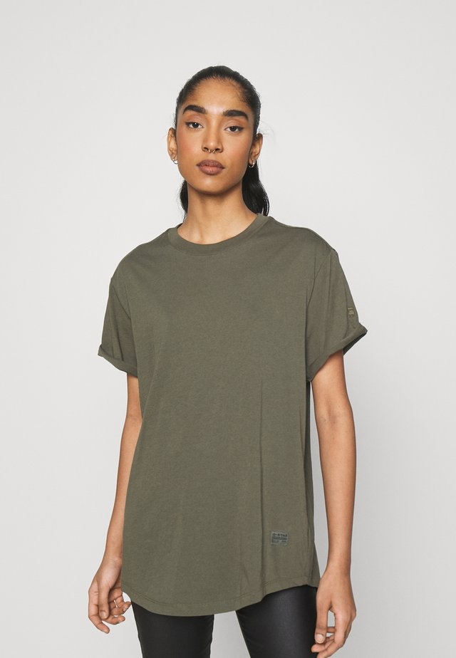LASH FEM LOOSE - Basic T-shirt - combat