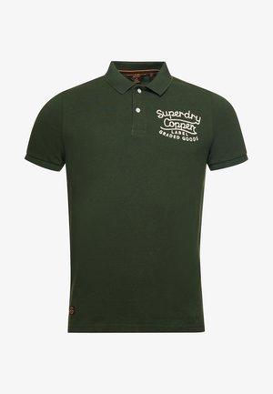 Poloshirt - surplus goods olive