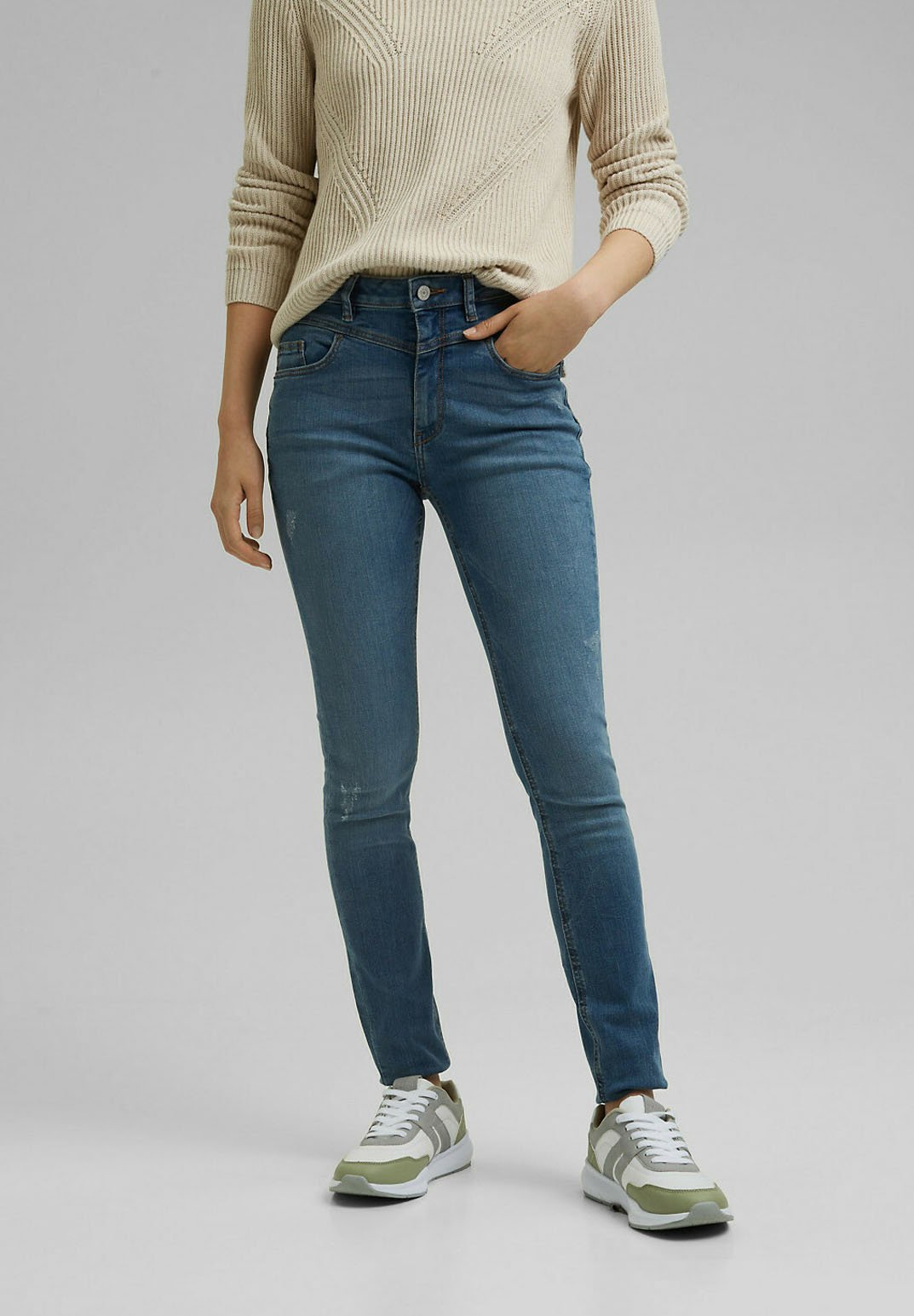 Damer SHAPING - Jeans Skinny Fit