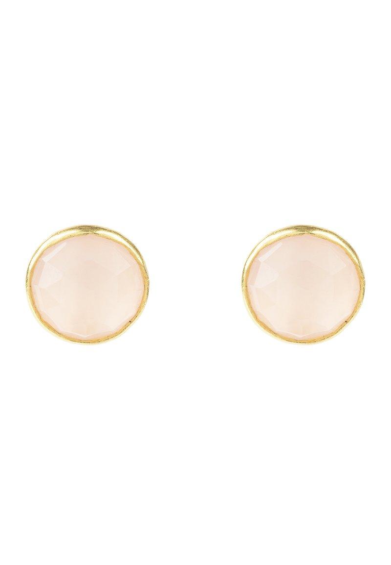 Latelita - Earrings - rosa