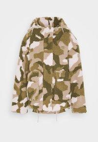 Billabong - HIKING LOVER - Winter jacket - army - 4