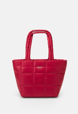 GIANIA TOTE - Tote bag - bright red