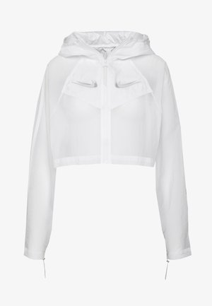 UP IN AIR - Veste légère - white/smoke grey