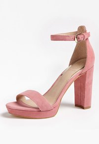 Guess - OMERE - High heeled sandals - rose
