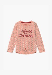 Lemon Beret - SMALL GIRLS - Longsleeve - coral cloud - 0