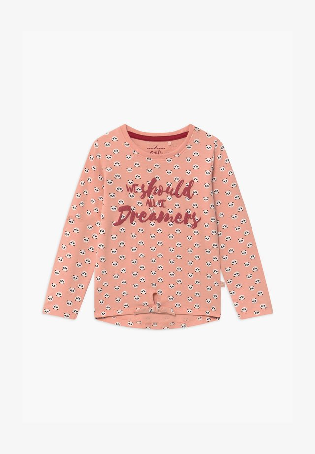 SMALL GIRLS - Långärmad tröja - coral cloud