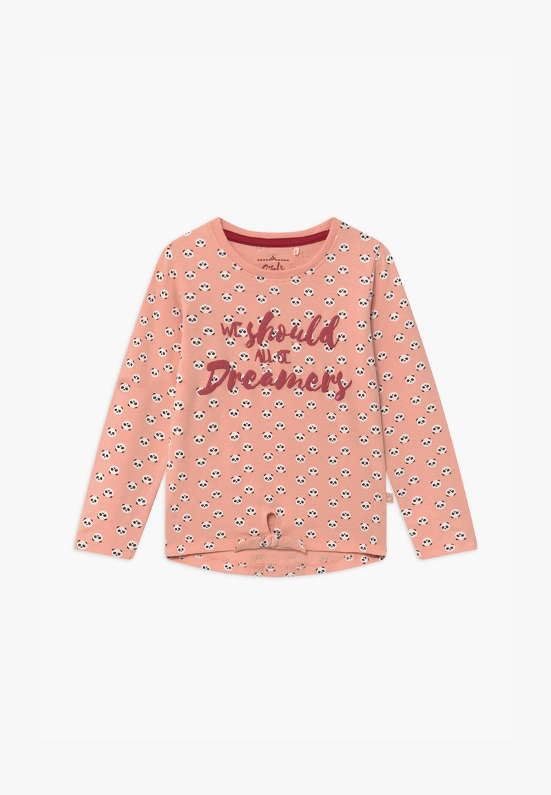 Lemon Beret - SMALL GIRLS - Longsleeve - coral cloud