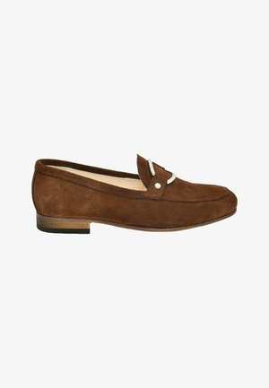 Mocasines - brown suede