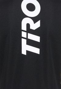 adidas Performance - TIRO  - Treningsjakke - black - 3