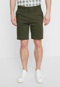 Burton Menswear London - NEW CASUAL - Shorts - khaki - 0