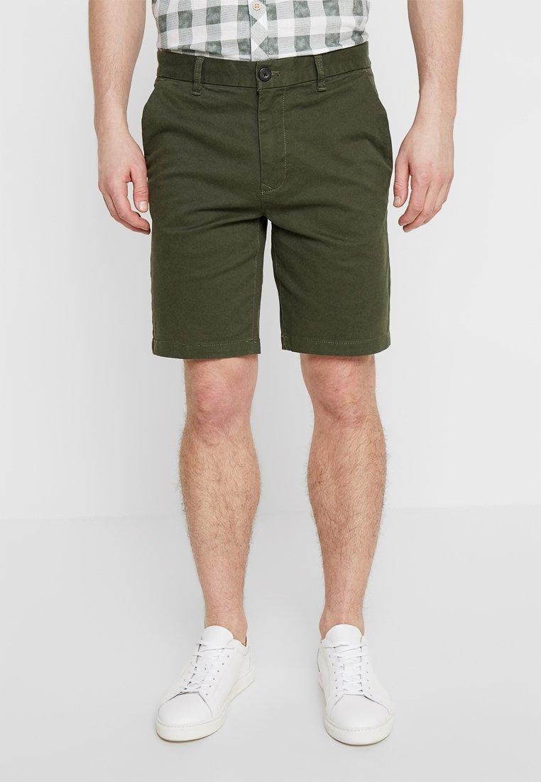 Burton Menswear London - NEW CASUAL - Shorts - khaki