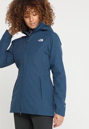 WOMENS HIKESTELLER JACKET - Hardshell jacket - blue wing teal